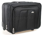 "Samsonite Business 17"" Laptop Wheel Bag Black 98269"
