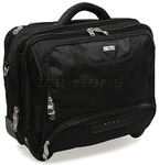 "High Sierra Browser 17"" Laptop Wheel Bag Black H8050"