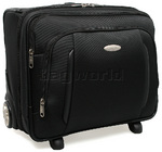 "Samsonite XB Business 15.6"" Laptop Wheel Bag Black 46017"