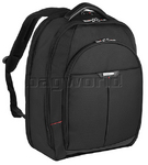 "Samsonite Pro Deluxe 3 15.6"" Laptop & iPad Backpack Black 84113"