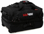 BlackWolf Bladerunner 40+10 Wheel Tote Bag Black BR40