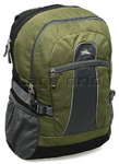 "High Sierra Elevate 17"" Laptop Backpack Green EL106"