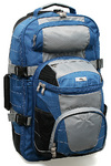 High Sierra AT Gear Ultimate Access 66cm Wheeled Backpack Blue T2506