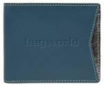Cheddar Pocket Daryl Wallet Blue P14