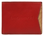 Cheddar Pocket Daryl Wallet Red P17