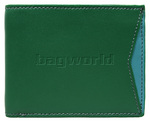 Cheddar Pocket Daryl Wallet Green P13B