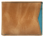 Cheddar Pocket Daryl Wallet Tan P14B