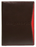 Cheddar Pocket Nigel Wallet Brown P61
