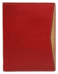 Cheddar Pocket Nigel Wallet Red P62B