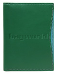 Cheddar Pocket Nigel Wallet Green P63B
