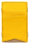 Cheddar Pocket Kevin Magic Wallet Yellow P121