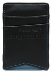 Cheddar Pocket Kevin Magic Wallet Black P122