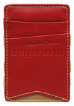 Cheddar Pocket Kevin Magic Wallet Red P122B
