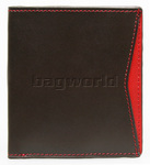 Cheddar Pocket Wilbur Wallet Brown P71