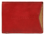 Cheddar Pocket Dennis Wallet Red P112
