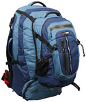 BlackWolf Grand Teton 90 Travel Pack Navy GT90