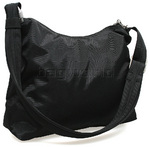 Travelon Classic RFID Blocking Anti-Theft Hobo Bag Black 42222 - 1