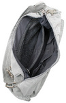 Travelon Classic Anti-Theft Pocket Hobo Bag Pewter 42347 - 2