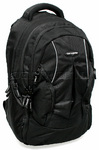 "Samsonite Casual 15.4"" Laptop Large Backpack Black 77002"
