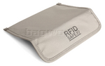 Pacsafe RFIDsafe 50 RFID Passport Protector Grey PE300 - Clearance 2015 Model - 2