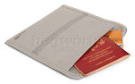 Pacsafe RFIDsafe 50 RFID Passport Protector Grey PE300 - Clearance 2015 Model - 3