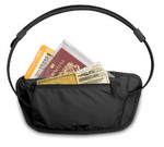 Pacsafe Coversafe 100 Travel Waist Wallet Black PE104