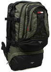 BlackWolf Cancun 70 Travel Pack Black CN70