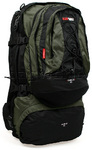 BlackWolf Cancun 80 Travel Pack Black CN80