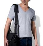 Pacsafe Carrysafe 200 Shoulder Strap Black 10100 - 1