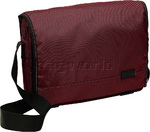 "Targus Unofficial 16"" Laptop Messenger Bag Red TS103"
