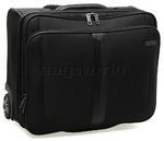 "Samsonite Quadrion Pro 15.4"" Laptop Wheel Bag Black 32005"