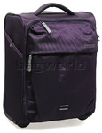 American Tourister Smart Small/Cabin 49cm Softside Suitcase Purple 94001