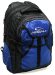 "AirBac Air Tech 15.4"" Laptop Backpack Blue CP316"