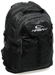 "AirBak Air Tech 15.4"" Laptop Backpack Black CP316"