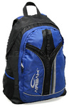 "AirBac Transit 15.4"" Laptop Backpack Blue MP215"