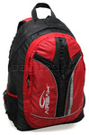 "AirBak Transit 15.4"" Laptop Backpack Red MP215"