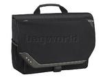 "Solo Vector 17.3"" Laptop Messenger Bag Black TR525"