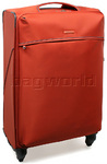 Samsonite B-Lite Fresh Large 79cm Softside Suitcase Juicy Orange 97006
