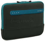 "Samsonite Leora 13.3"" Laptop Sleeve Charcoal 26001"