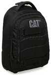 "CAT Millennial Derrick 15.4"" Laptop Wheel Backpack Black 80018"