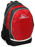 "AirBac Campus 15.4"" Laptop Backpack Red CP310"