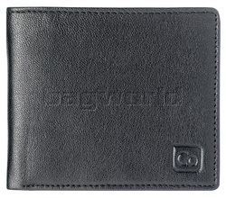 GO Travel RFID Leather Wallet Black GO670
