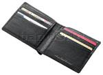 GO Travel RFID Leather Wallet Black GO670 - 2
