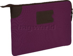 "Targus Banker 13"" Laptop Sleeve for MacBook Pro & Ultrabooks Magenta SS274"