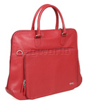 "Artex Riva Ladies 15"" Laptop Leather Briefcase Fiamma 43113"