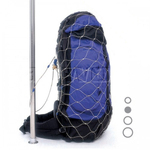 Pacsafe Exomesh 85L Backpack & Bag Protector Silver 10180
