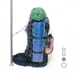 Pacsafe Exomesh 120L Backpack & Bag Protector Silver 10190