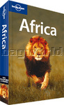 Lonely Planet Africa Travel Guide Book L4829