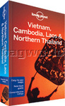 Lonely Planet Vietnam, Cambodia, Laos and Northern Thailand Travel Guide Book L7615