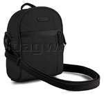 Pacsafe Metrosafe 100 GII RFID Blocking Anti Theft Shoulder Bag Black PB011
